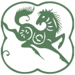 year-of-horse-green