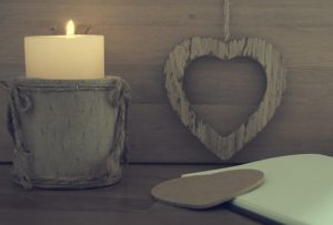 candle-and-heart